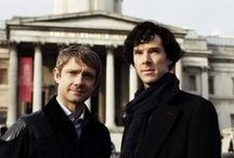 Sherlock Holmes & Doctor Watson / Beware, this board abounds with spoilers, especially for the new BBC series.
