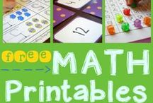 Math Activities / Math activities for the classroom