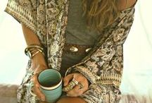 style inspiration / boho queens