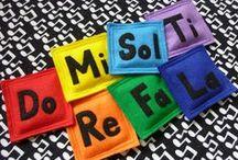 Do Re Mi Activities {Solfege} / Activities that teach Solfege (Do Re Mi)