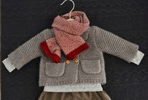 Baby Boy's Knitting