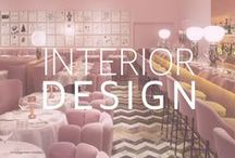 Interior Design / Inspiring interior design projects, luxury setting and cool design pieces.