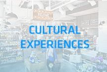 Cultural Experiences / Cultural experiences are about providing access and information through new, enhanced and relevant technology-led means. Projects can include expos, museums, corporate pavilions, experience centres, showrooms and permanent installations - to name a few.
