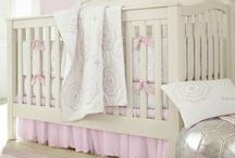Baby Girl Nursery / by Shae Cabby