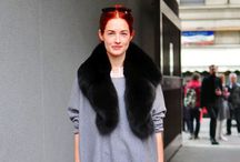 Taylor Tomasi Hill / fashion stylist
