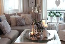 Living Rooms To Live In / We're crazy about these living room design ideas. Find inviting, relaxing ideas to suit any style. #RockysACE rockys.com