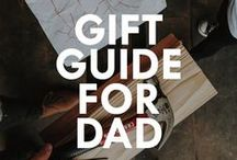 Gifts for Dad / If you are searching for a gift for the Dad of the Year, or the special man in your life, you'll appreciate this roundup of project ideas he'll be sure to enjoy receiving. #RockysACE rockys.com