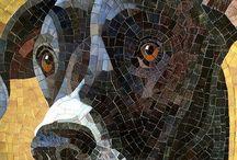 Mosaic Magic / Mosaic ideas and inspiration