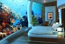Bedrooms: Nautical / Interior design ideas; sea theme bedrooms; children's bedrooms; double bedrooms; main bedrooms; guest bedrooms