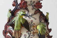 Pottery, clay and ceramics ideas / DIY interior decorating; crafts;