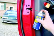 Squeak-Free! WD-40 / Did you know there's several ways to use WD-40? You're about to find out. #RockysACE #WD40 rockys.com