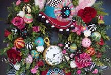 Easter ideas / Crafts, table settings, cards, Easter eggs