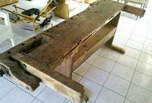 Bancada de marceneiro / restauração