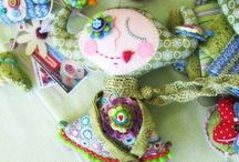 Sewing: Toys and gifts / Needle craft