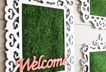 Garden: Wall decoration / Outdoor wall art; garden wall art