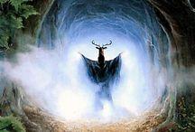 Mythical dreams / Folk lore