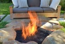 Patio Life / Find inspiration for decorating your patio as an escape, oasis, or entertaining area! #RockysACE rockys.com