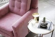 SIT / Home Decor • Living Rooms | Sofas, hammocks, love seats, galore.