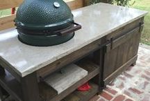 Big Green Egg Fun! / We're crazy about Big Green Egg and you should be too! Great recipes, egg grills, accessories and more for all the cooking you like to do! Discover more at rockys.com #RockysACE