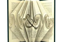 Book Folding / The beautiful art of making use of your old books