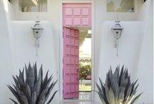 DOORS + WINDOWS / Home Decor | Entrances & exits.