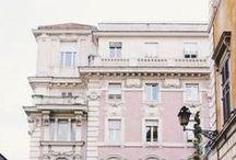 ITALY / Travel • Italy | Rome, Venice, Florence, Capri.