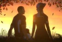 Mass Effect: Quiet Moments