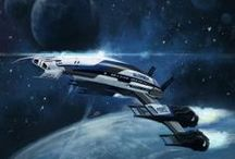 Mass Effect: Space