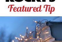 Rocky's Featured Tips / Rocky's supplies you with handy tips for every topic and every season! Repin the ones you'll want to reference later and visit http://www.rockys.com/information/featured-tips/ for all of our tips and tricks! #RockysACE
