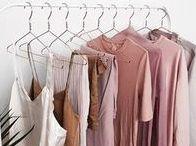 CLOSET / Home Decor • Closets | Organization of clothes, shoes & accessories.