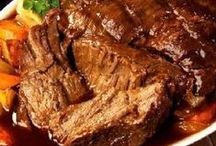 Beef recipes / by Dorothy Laton