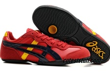 Asics Shoes / by gaza jacpues
