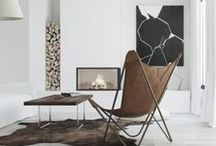 ART IN MINIMALIST SPACES / How to curate art for a minimalist space / by Tappan Collective