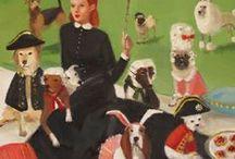 Arte y perros / by Carolina Revilla Damas
