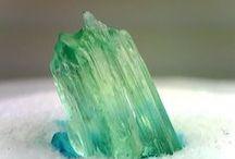 gems & minerals / by Twen Berkich