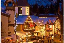 Colorado Ski & Mountain Towns