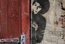Graffiti Doors / Doors