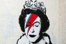 Banksy London / Graffiti