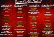 Édition 2014 // Festival Reggae Sun Ska / Les artistes programmés !