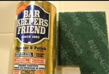 Bar Keepers Friend Outdoors