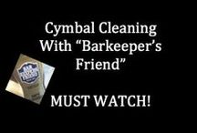 Bar Keepers Friend on Random items / Discover uses for Bar Keepers Friend you may not have thought of.