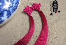 Macrame and knots