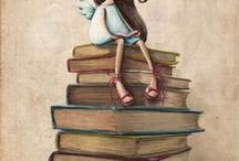 kitaplar / Okumak guzeldir.