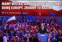 Konwencja 23.05.2014 / Konwencja zamykająca kampanię wyborczą Platformy Obywatelskiej do PE.