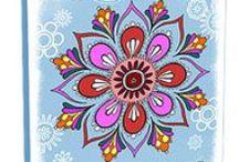 Mandala, doodles