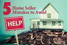 Seller Tips / Tips, articles and ideas for anyone preparing for or in the process of selling a home.