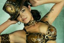 Steam punk / Steam punk clothing! So sexy!