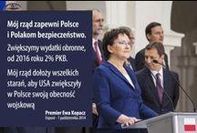 Expose premier Ewy Kopacz