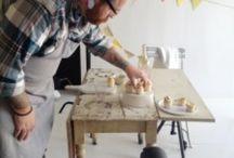 Food Art / Art de la  Aliments / Voedselkunst / Mangajo Arto / Who is the chef?  Please let me know!