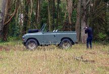 Defender Serie II / Land Rover from 1958 till 1970